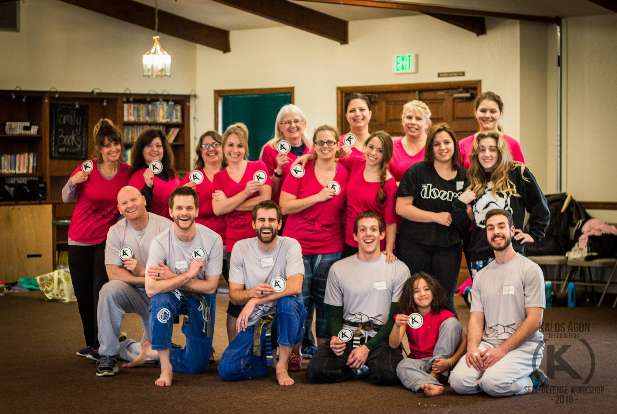 Women's self defense Seattle